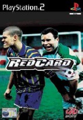 Copertina del gioco Red Card per PlayStation 2