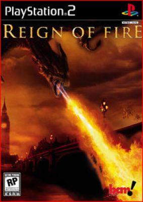 Copertina del gioco Reign of fire per PlayStation 2