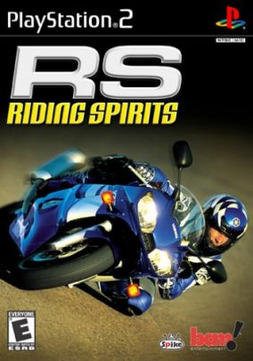 Copertina del gioco Riding Spirits per PlayStation 2
