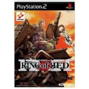 Copertina del gioco Ring of red per PlayStation 2