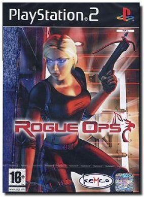 Copertina del gioco Rogue ops per PlayStation 2