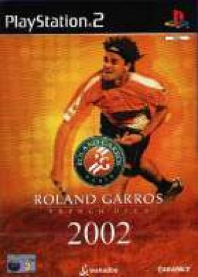 Copertina del gioco Roland Garros 2002 per PlayStation 2