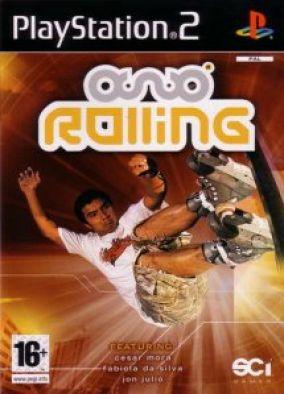 Copertina del gioco Rolling per PlayStation 2