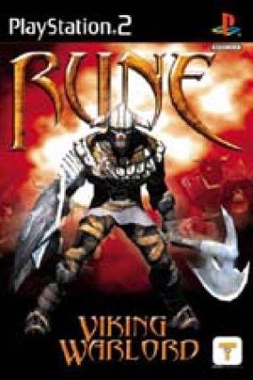 Copertina del gioco Rune: viking warlord per PlayStation 2