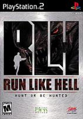 Copertina del gioco Run like hell per PlayStation 2