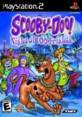 Immagine della copertina del gioco Scooby doo night of 100 frights per PlayStation 2