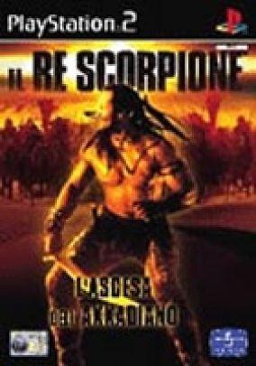 Immagine della copertina del gioco Il re scorpione per PlayStation 2