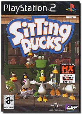 Copertina del gioco Sitting Ducks per PlayStation 2