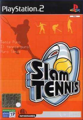 Copertina del gioco Slam tennis per PlayStation 2