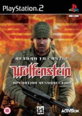 Immagine della copertina del gioco Return to castle wolfenstein per PlayStation 2