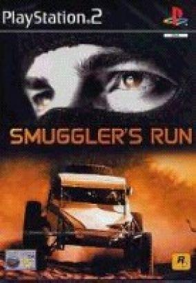 Immagine della copertina del gioco Smuggler's run  per PlayStation 2