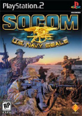 Immagine della copertina del gioco Socom U.S. Navy Seals  per PlayStation 2