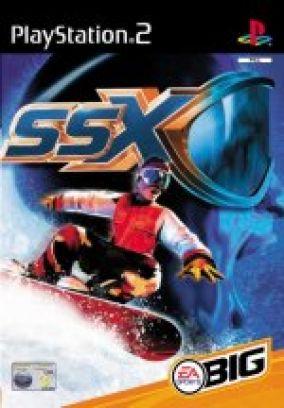Immagine della copertina del gioco SSX per Playstation 2