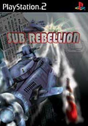 Immagine della copertina del gioco Sub Rebellion per PlayStation 2