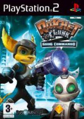 Copertina del gioco Ratchet & Clank 2: fuoco a volonta' per PlayStation 2