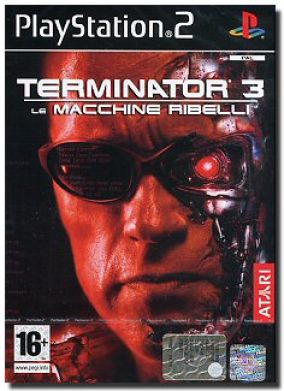Copertina del gioco Terminator 3:Le macchine ribelli per PlayStation 2