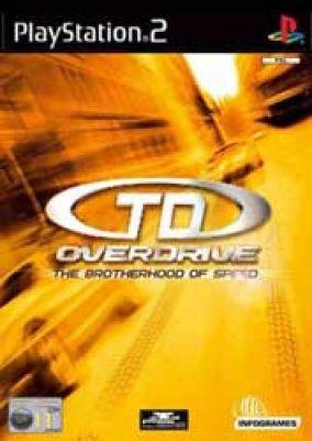 Immagine della copertina del gioco Test Drive Overdrive  per Playstation 2
