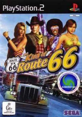 Copertina del gioco The King of Route 66 per PlayStation 2
