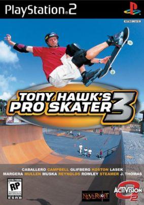 Immagine della copertina del gioco Tony Hawk's Pro Skater 3 per PlayStation 2
