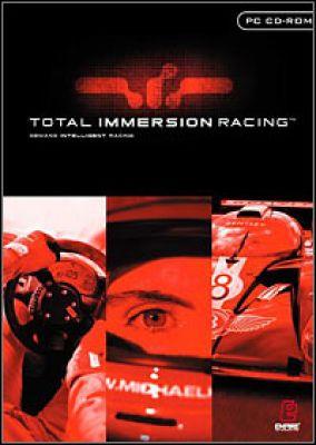 Immagine della copertina del gioco Total Immersion Racing per PlayStation 2