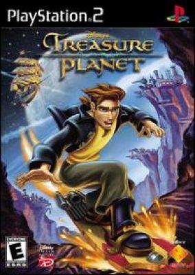 Immagine della copertina del gioco Disney Treasure Planet  per PlayStation 2