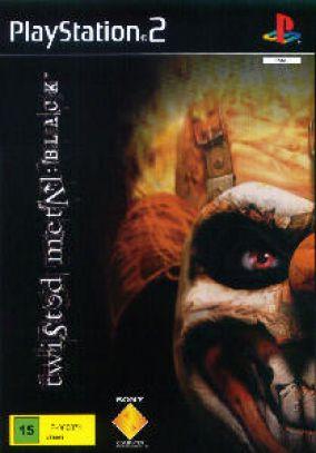 Copertina del gioco Twisted metal: black per PlayStation 2