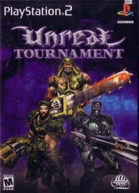 Copertina del gioco Unreal tournament per PlayStation 2