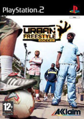 Copertina del gioco Urban freestyle soccer per PlayStation 2