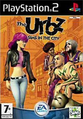 Copertina del gioco The Urbz: sims in the city per PlayStation 2