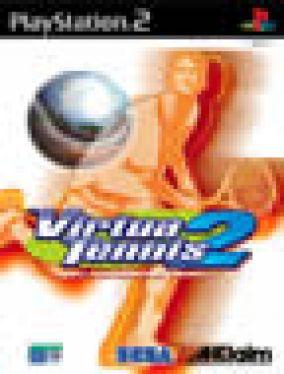 Immagine della copertina del gioco Virtua Tennis 2 per PlayStation 2