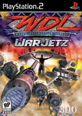 Copertina del gioco World Destruction League: War Jetz  per PlayStation 2