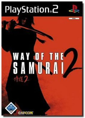 Immagine della copertina del gioco Way of the Samurai 2 per PlayStation 2