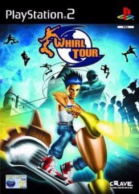 Copertina del gioco Whirl Tour per PlayStation 2