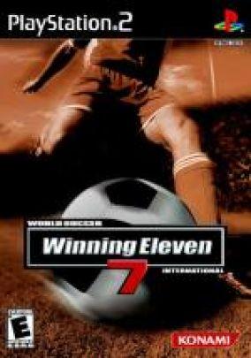 Copertina del gioco Winning Eleven 7 International per PlayStation 2