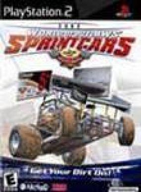 Copertina del gioco World of outlaws: sprint cars 2002 per PlayStation 2