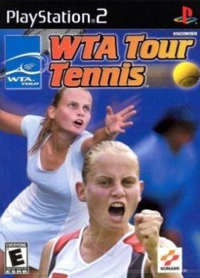 Copertina del gioco WTA Tennis Tour per PlayStation 2