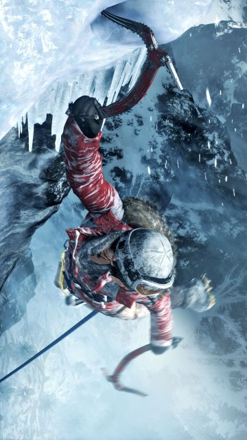 Immagine -5 del gioco Rise of the Tomb Raider per PlayStation 4