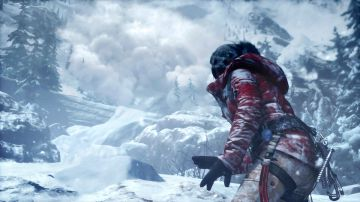 Immagine -3 del gioco Rise of the Tomb Raider per PlayStation 4