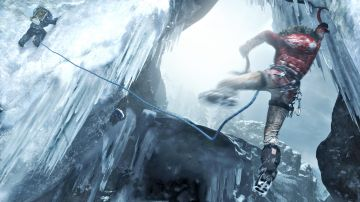 Immagine -2 del gioco Rise of the Tomb Raider per PlayStation 4