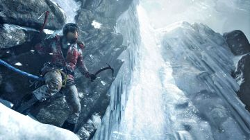 Immagine -1 del gioco Rise of the Tomb Raider per PlayStation 4