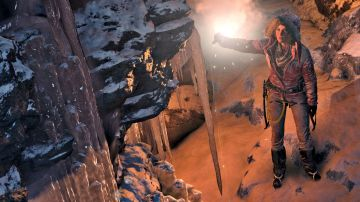 Immagine 0 del gioco Rise of the Tomb Raider per PlayStation 4