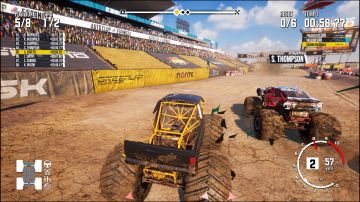 Immagine -5 del gioco Monster Truck Championship per PlayStation 5