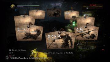 Immagine -3 del gioco NiOh 2 per PlayStation 4