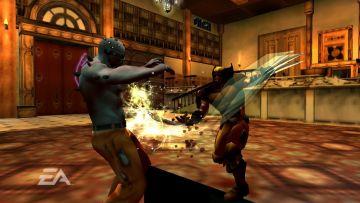 Immagine -4 del gioco Marvel Nemesis: L'Ascesa degli Esseri Imperfetti per PlayStation PSP