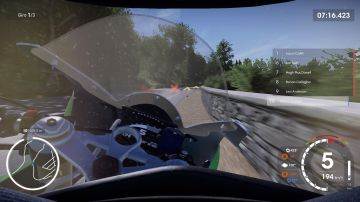 Immagine -2 del gioco TT Isle of Man 2 per PlayStation 4