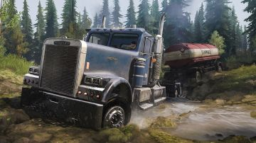 Immagine -3 del gioco Spintires: MudRunner - American Wilds Edition per PlayStation 4