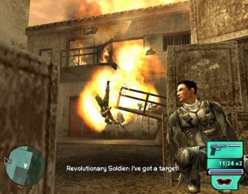 Immagine -17 del gioco Syphon Filter: Dark Mirror per Playstation 2