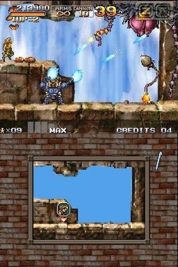 Immagine -5 del gioco Metal Slug 7 per Nintendo DS
