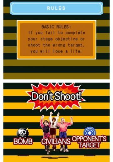 Immagine -4 del gioco Point Blank DS per Nintendo DS