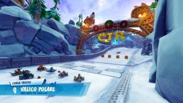 Immagine 0 del gioco Crash Team Racing Nitro Fueled per PlayStation 4